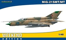 MiG 21 SMT/MT FISHBED K (SOVIET AF MKGS) 1/48 EDUARD WEEKEND EDITION