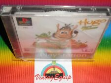 HUGO FROG FIGHTER PORTUGUESE VERSION PLAYSTATION 1 PS1 GAME NEW FACTORY SEALED