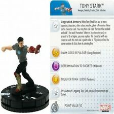 MARVEL HEROCLIX FIGURINE IRON MAN 3 MOVIE : Tony Stark #006