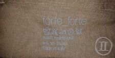 Forte Forte Beige Ankle Socks >Genuine>Medium RRP £65.00