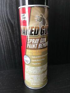 Kleanstrip ENGC11131 Naked Gun Spray Gun Cleaner Paint Remover, 15 oz. Aerosol