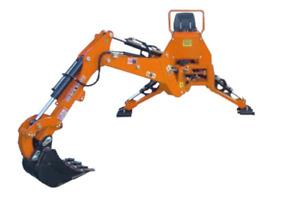 Backhoe / Backactor / Tractor Mounted Digger / UK stock / For 12HP+ Tractors