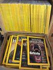 Lot of 16 National Geographic Magazine Random Pick 1970s - 2010s No duplicates