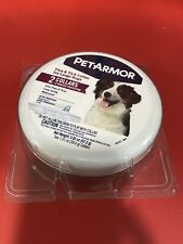 PetArmor Count Flea & Tick Collar for Large Dogs New Pet Armor 12 Months
