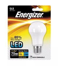 Energizer LED Gls ES/E27 Standard Screw Warm White 75w / 11.6w Energy Bulb