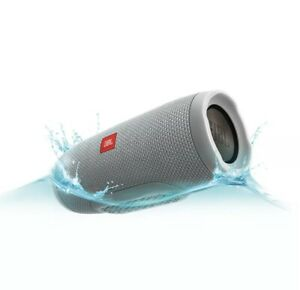 JBL Charge 3 Gray - Brand New In The Box. Authorized JBL Dealer -