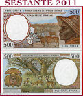 Central African States E = CAMEROUN 500 Francs 1994 - P 201Eb - FDS / UNC