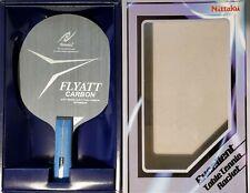 Nittaku Flyatt Carbon  (OFF+) Professional Table Tennis Blade