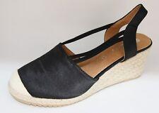 Sandals Sneakers Wedge Heel from Satin Elegant Emella C 382-A