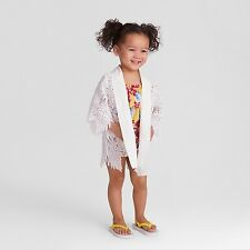 Genuine Kids from OshKosh Toddler Girls' Lace Kimono –...