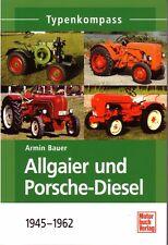 Book - Allgaier Porsche Diesel Tractors 1945 1962 - Traktoren - Armin Bauer