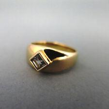 Echte Edelstein-Ringe mit Kissen für Unisex