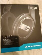 Sennheiser HD 579 superba RRP £ 160 Over Ear Cuffie NUOVO SIGILLATO