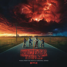Stranger Things Music From The Netflix Original Series (2LP Vinyl) 2018 Sony