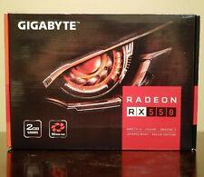 Gigabyte Radeon RX 550 D5 2GB GDDR55 Memory 128-bit Graphics Card