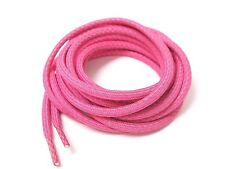 """160 cm 64"""" Rope 3m reflective shoe laces for lebron 11 12 Pink South Beach Foams"""
