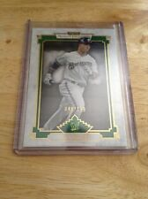 Jean Segura Brewers 2014 Topps Museum Collection Green #87  49/199