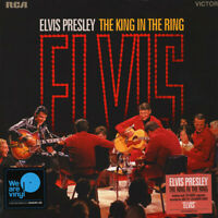 Elvis Presley - The King In The Ring (Vinyl 2LP - 2018 - EU - Original)