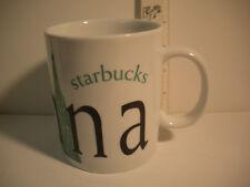 Starbucks Vienna City Mug Collector Series 2002 Coffee Cup 16 ounces