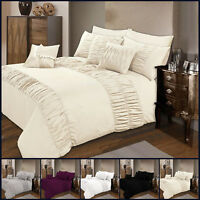 Luxury Bedding Set King Size Double Single Super Designer Quilt Duvet Cover New