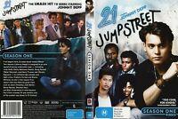 21 Jump Street : Season 1 (DVD, 2012, 4-Disc Set) Region 4