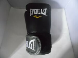 ONE NEW EVERLAST MMA TRAINING GLOVE 10 oz BLACK/RED RIGHT HAND ONLY