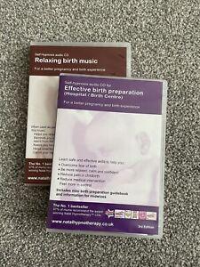 Hypnobirthing Maggie Howell Effective Birth Preparation & Audio CD