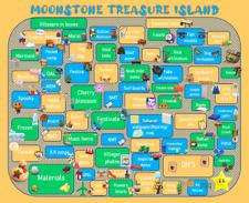 Moonstone treasure island   Auto restocks   Unlimited trips   1.11 Update Added!