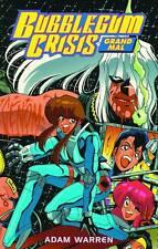 Bubblegum Crisis: Grand Mal by Adam Warren 1995 1st Print Dark Horse OOP