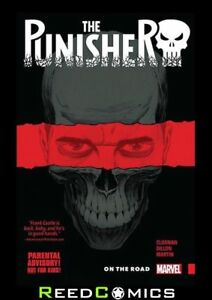PUNISHER VOLUME 1 ON THE ROAD GRAPHIC NOVEL Collects (2016) #1-6 New Paperback
