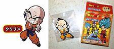 Dragon Ball Super Rubber Mascot Krillin Xebec Toei Animation Licensed New