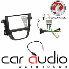 Vauxhall Mokka 2012 On Car Stereo S/Din Fascia Steering Wheel Interface CTKVX19