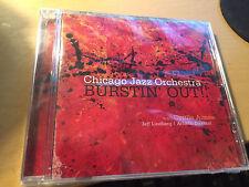 "Chicago Jazz Orchestra ""Burstin' Out"" cd SEALED"