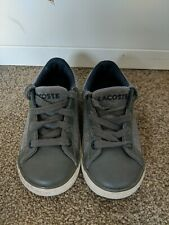 Lacoste Lace Up Shoes Toddler Size 6 <KK847