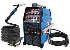 SHERMAN Inverter Welder Machine 200amp TIG 210 AC/DC PULSE MMA