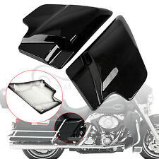 Chrome Tri-Line Fairing Accents Compatible With 14-17 Harley Touring /& Trike HongK