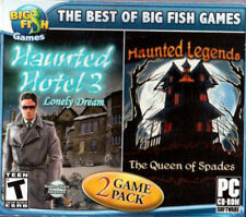 Haunted Hotel 3 Lonely Dream and Haunted Legends The Queen of Spades NEW PC Game