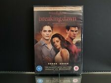 The Twilight Saga Breaking Dawn Part 1 - DVD Video NEW/Sealed