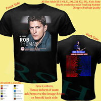 ROB THOMAS TOUR 2019 Concert Album Shirt Adult S-5XL Youth Babies Toddler