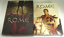 Rome The Complete First Season(DVD, 2006, 6-Disc Wooden Box Set)