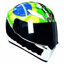 AGV K-3 SV Morbidelli Full Face Motorcycle Motorbike Helmet