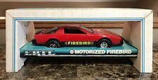 Ertl Firebird steel diecast Pontiac motorized car 1/16 scale NOS New in box