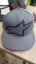 Alpinestars Holeshot Hat Cap Size Flex Fit Small/Medium Charcoal Black