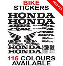 Honda cbr 1000rr decals stickers sponsor sheet motorbike die-cut bike motorcycle
