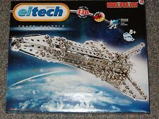 Space Shuttle Eitech C04 Metal Building Construction Toy Steel Model