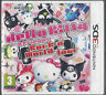 Hello Kitty & friends Rock n world tour  (Nintendo 3DS) NEW - 1st Class Delivery