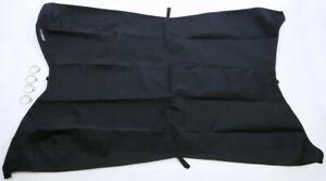 BEARD CAN AM COMMANDER MAVERICK BIMINI MAX SOFT ROOF TOP SOLID BLACK 800 1000