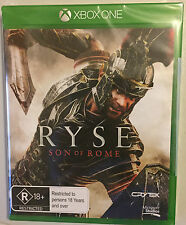 Ryse: Son of Rome Xbox One BRAND NEW SEALED SAME DAY POSTAGE