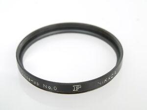 Original Nikon NIKKOR F Close-up Nahlinse No. 0 52E 52mm Einschraub screw in
