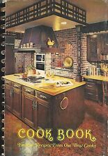 INDEPENDENCE MO 1977 PLEASANT VIEW CHRISTIAN CHURCH COOK BOOK * FAVORITE RECIPES